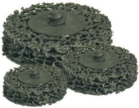 50mm x 13mm Quick-Change Roloc™ Type Poly Discs